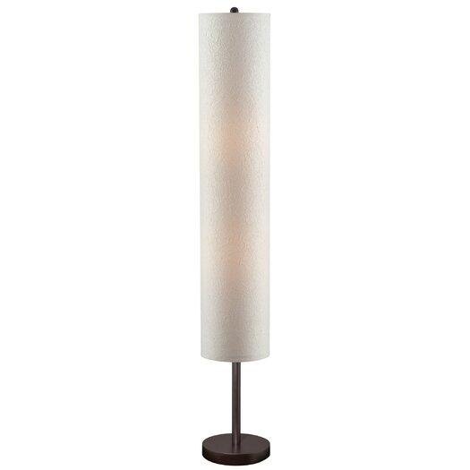 Lite Source Roland 2 Light Floor Lamp