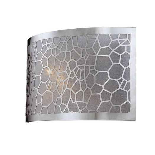 Lite Source Kyra 1 Light Wall Sconce