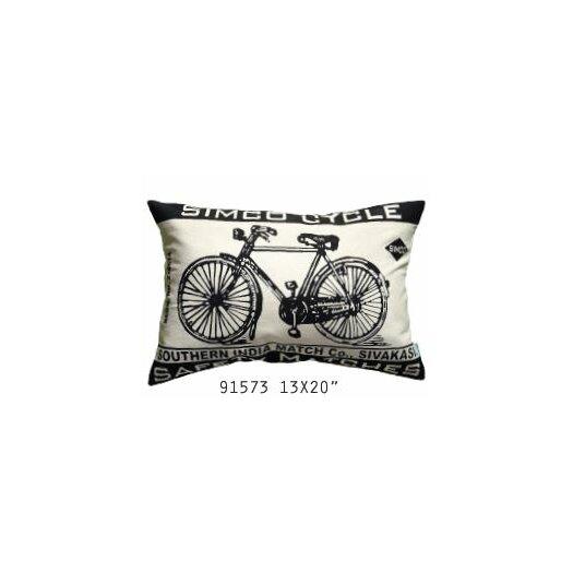 Koko Company Match Co Cotton Lumbar Pillow