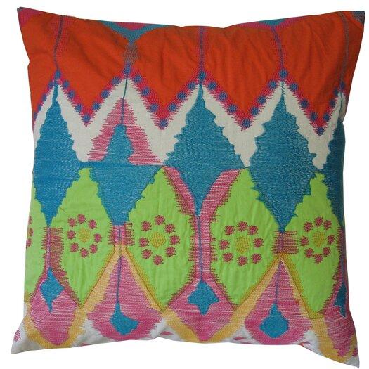 Koko Company Java Bright Cotton Throw Pillow