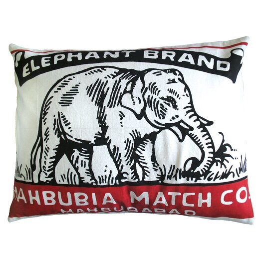 Koko Company Match Co Sham Cotton Lumbar Pillow