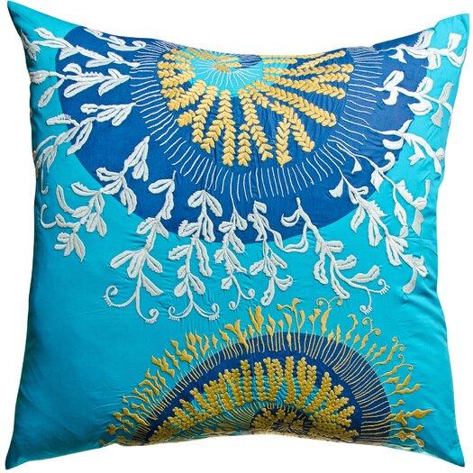 Koko Company Water Cotton Euro Pillow