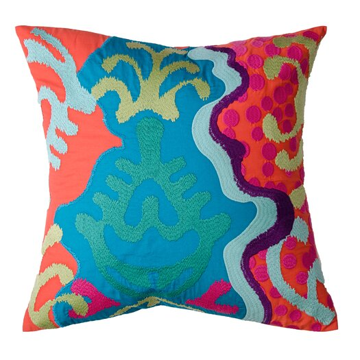 Koko Company Totem Cotton Throw Pillow