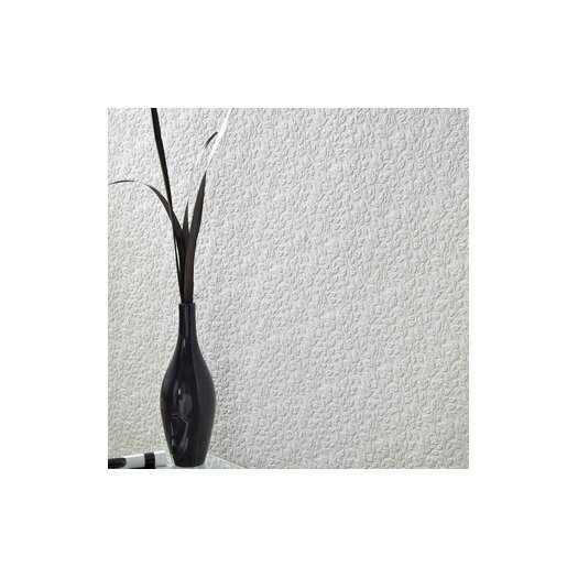 "Graham & Brown Paintable 33' x 20.5"" Embossed Wallpaper"