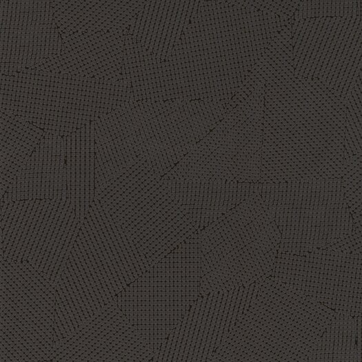 """Graham & Brown Contour Puzzle 33' x 20.5"""" Abstract 3D Embossed Wallpaper"""