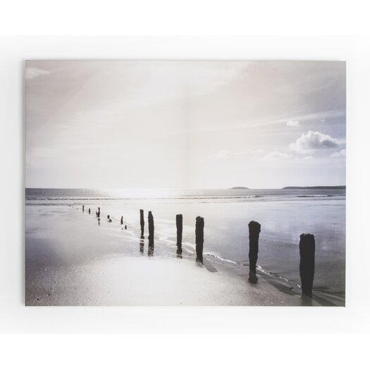 Spring 2015 Distant Shores Photographic Print on Wrapped Canvas