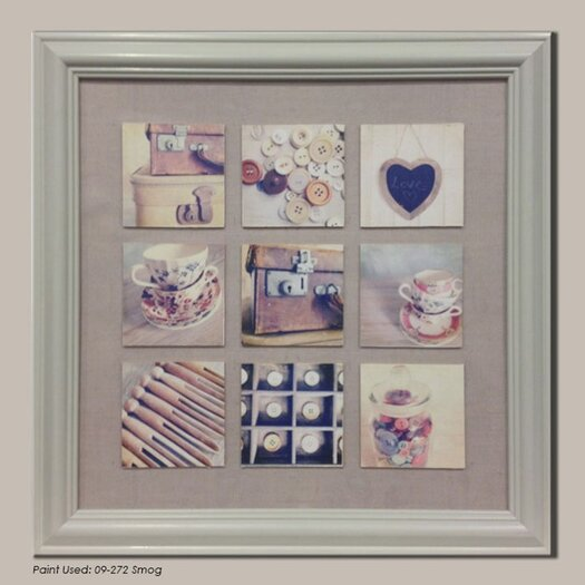 Graham & Brown Handcraft Framed Art
