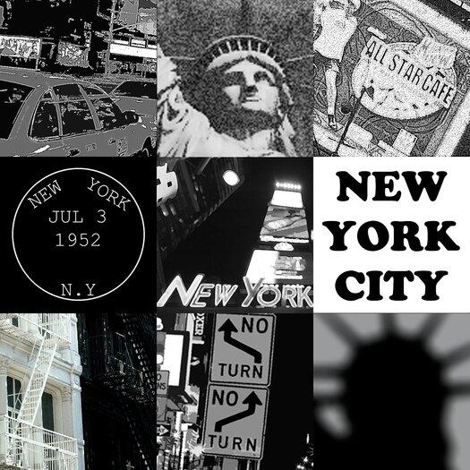 New York City Printed Canvas Art - 32