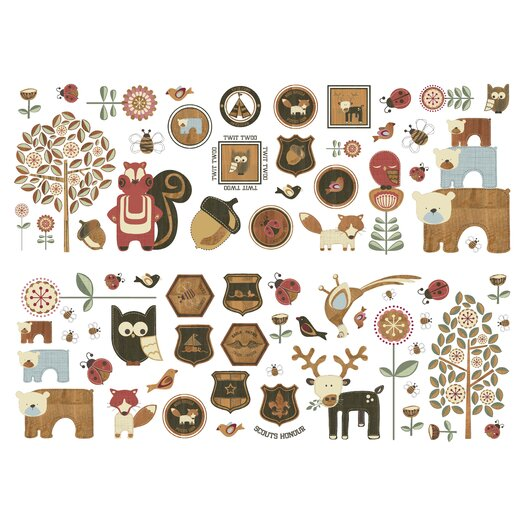 Graham & Brown Forager Wall Decal