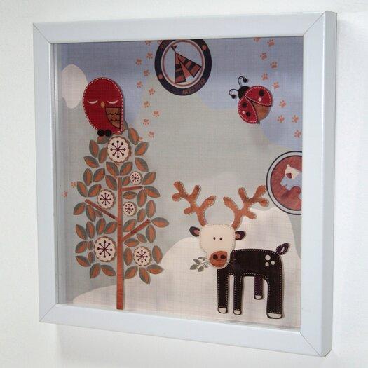 Graham & Brown Forager Layered Framed Art