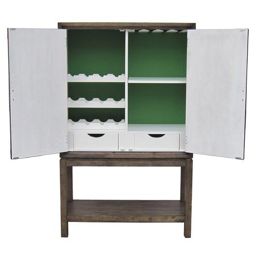 Pulaski Furniture 12 Bottle Wine Cabinet