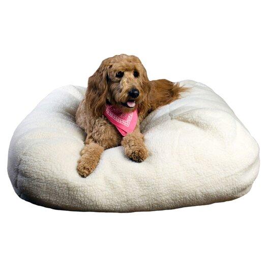 Sherpa Ball Dog Bed