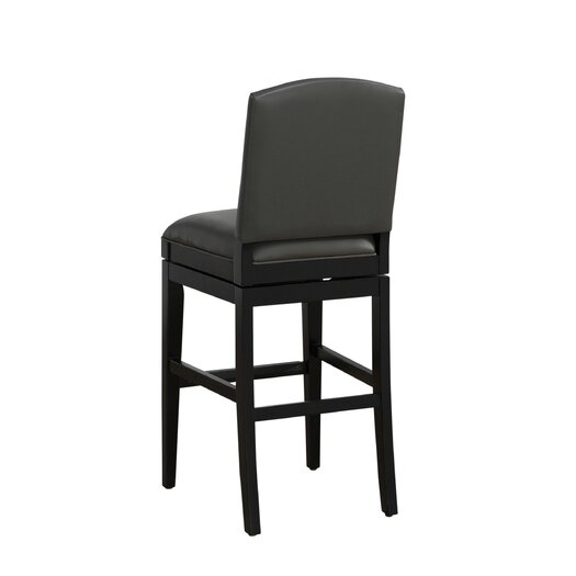 American Heritage Fortuna 26 Quot Swivel Bar Stool With