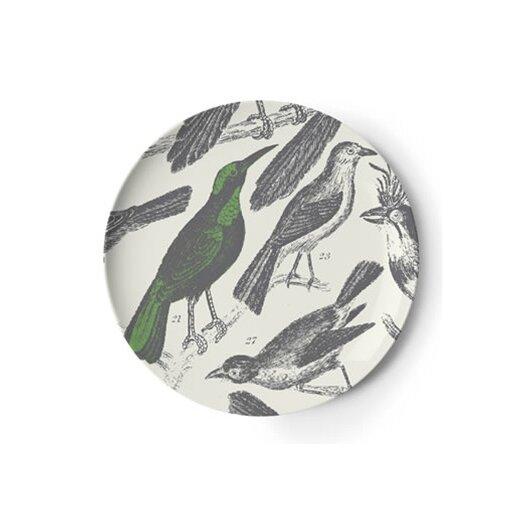 "Thomas Paul Ornithology 11"" Dinner Plate"
