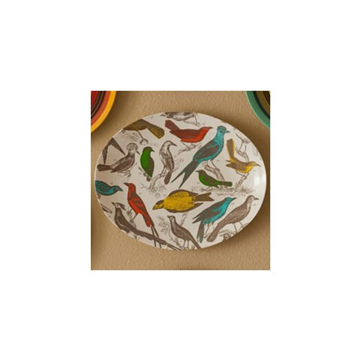 Thomas Paul Ornithology Platter