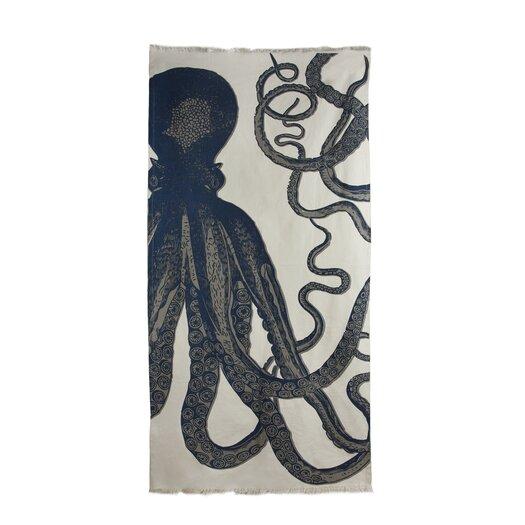 Octopus Bath Towel