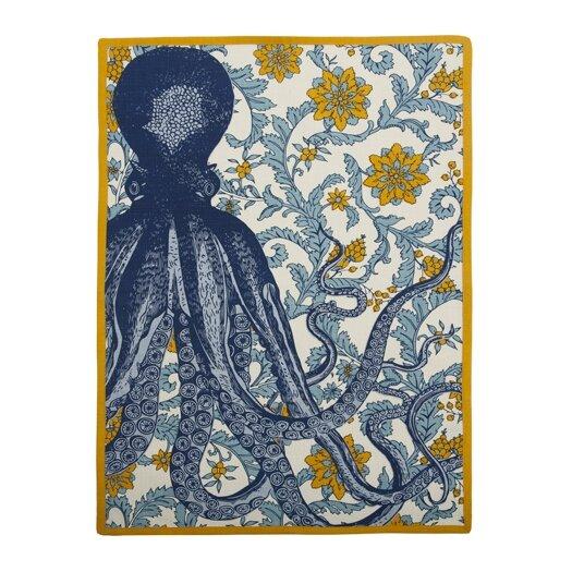 Thomas Paul Vineyard Octopus Tea Towel