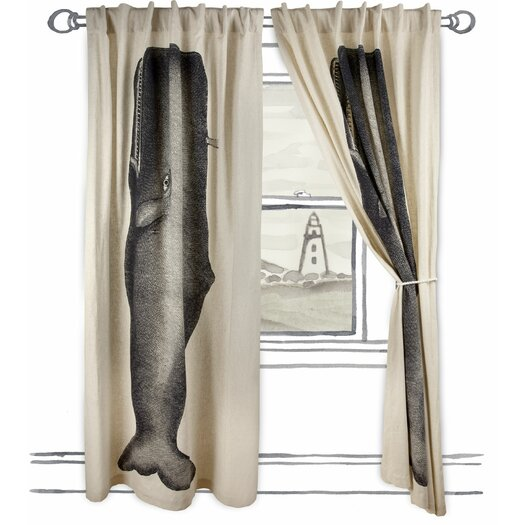 Thomas Paul Moby Window Curtain