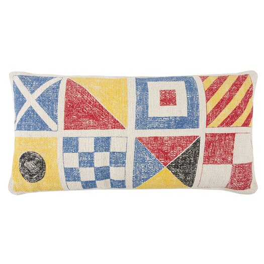 Flags/Knot Pillowcase