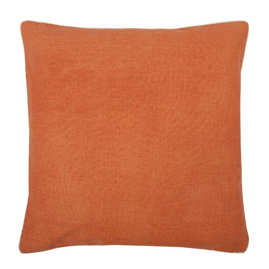 Thomas Paul Fragments Solid Alcazar Cotton Throw Pillow