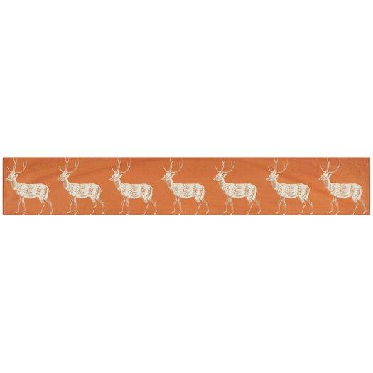 Deer Alpaca Scarf