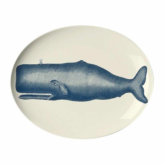 Thomas Paul Scrimshaw Platter