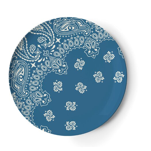 Thomas Paul Ranchero Dinner Plate