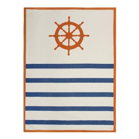 Thomas Paul Wheel Tea Towel