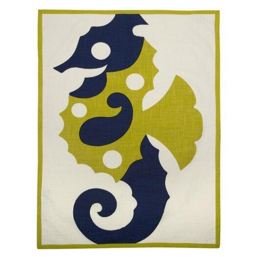 Seahorse Tea Towel