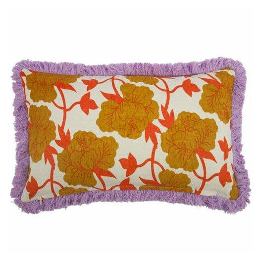 Thomas Paul Elephant 12x20 Linen Lumbar Pillow