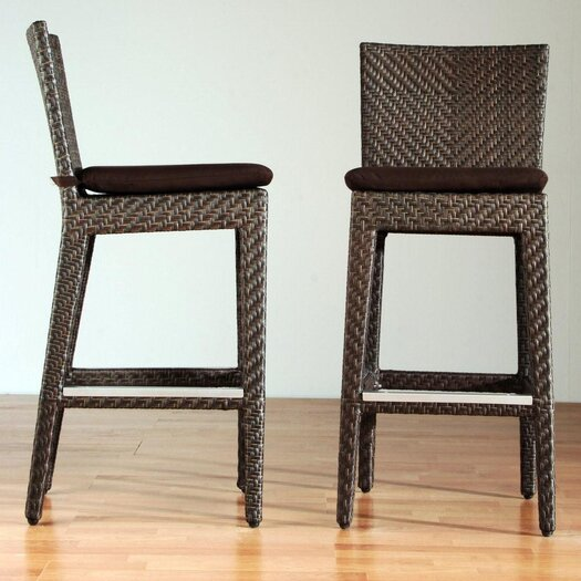 "Hospitality Rattan Soho 30"" Bar Stool"