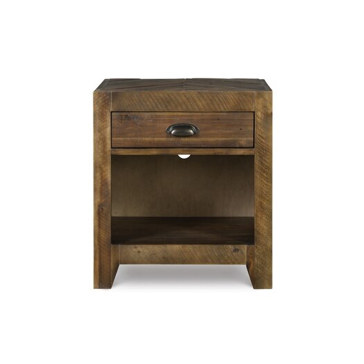 Magnussen Furniture Braxton 1 Drawer Nightstand