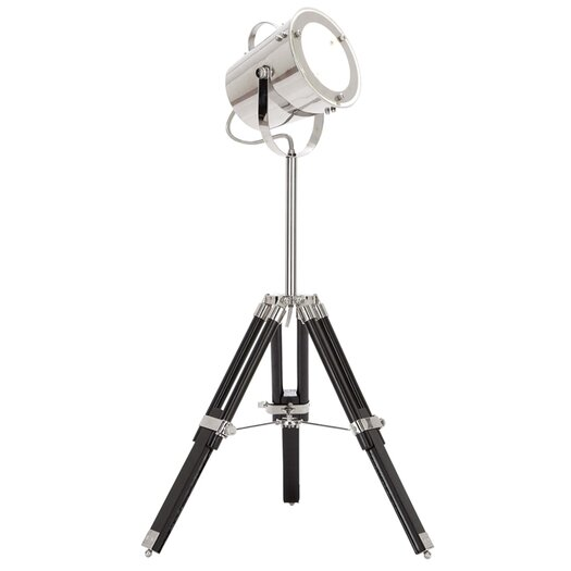 ec world imports industrial adjustable studio tripod 33 u0026quot  h table lamp with drum shade