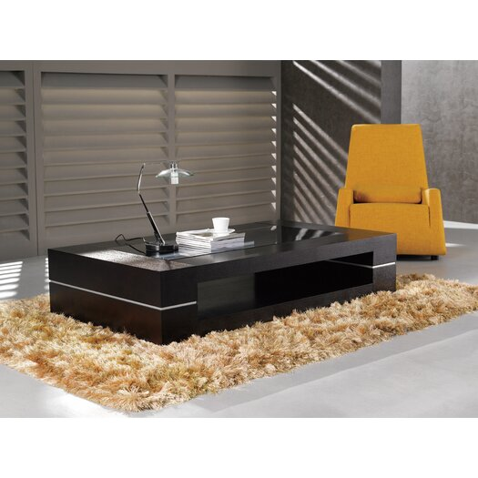 J M Furniture Modern Coffee Table Allmodern