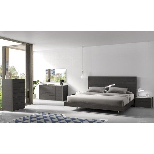 Faro Panel Customizable Bedroom Set