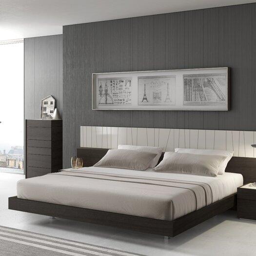 Porto Panel Bed