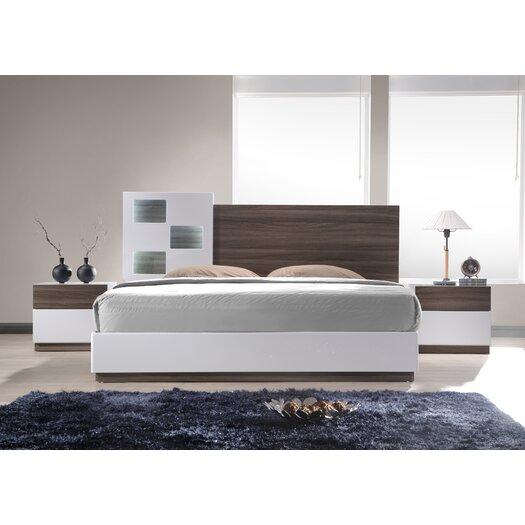 J m furniture sanremo a platform customizable bedroom set for J m bedroom furniture