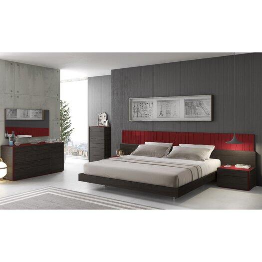 Lagos Panel Customizable Bedroom Set