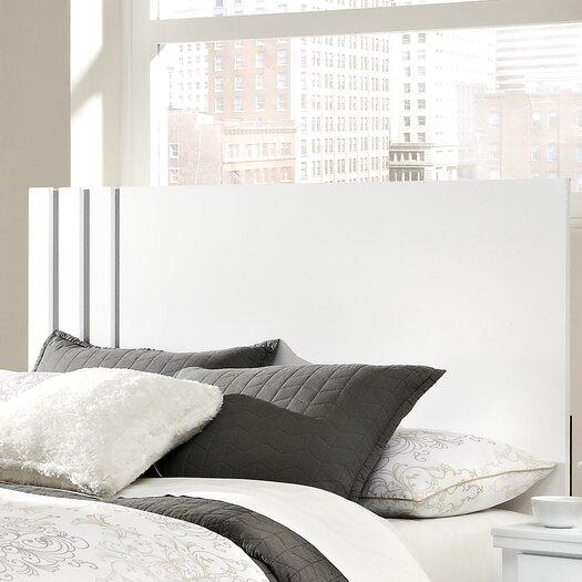 Standard Furniture Metropolitan Wood & Metal Headboard