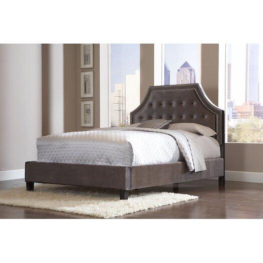 Standard Furniture Wilshire Boulevard Upholstered Panel Bed