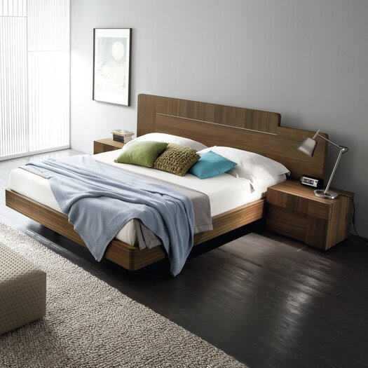 Rossetto USA Air Platform Customizable Bedroom Set