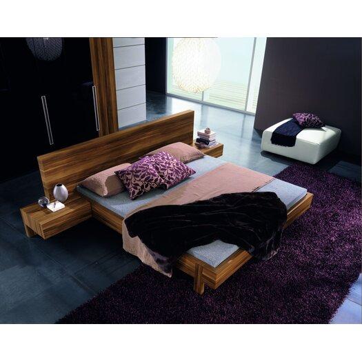 Rossetto USA Gap Platform Customizable Bedroom Set