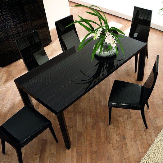 Rossetto USA Nightfly Extension Dining Table