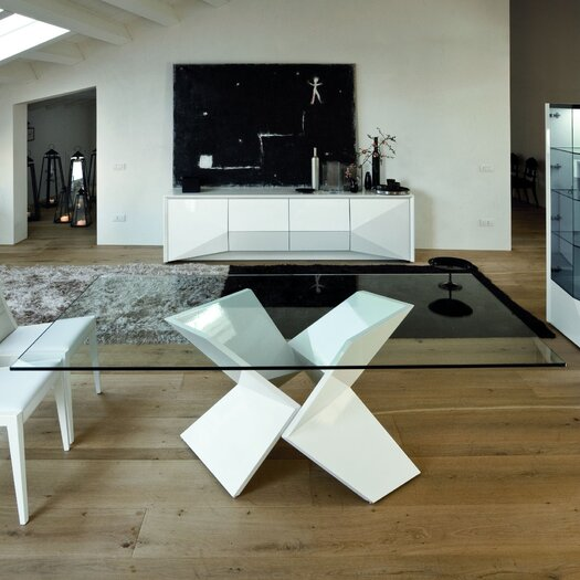Rossetto USA Sapphire Dining Table