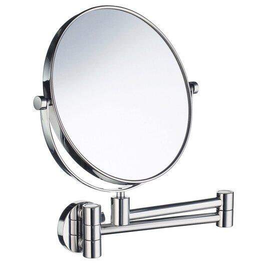 Smedbo Outline Five-Time Magnifying Shaving & Makeup Mirror