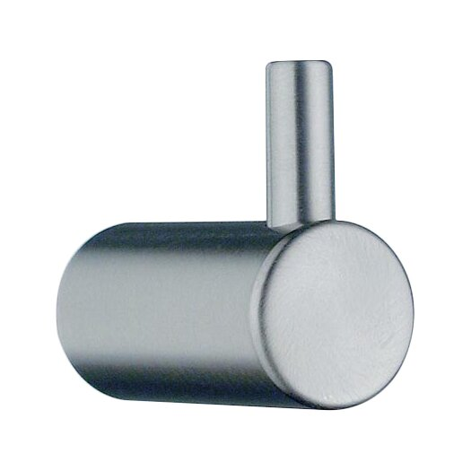 Smedbo Beslagsboden Wall Mounted Outer Single Towel Hook