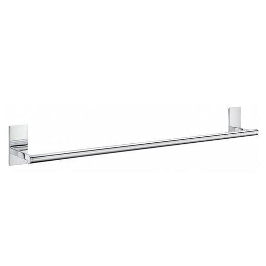 "Smedbo Pool 24.8"" Wall Mounted Single Towel Bar"