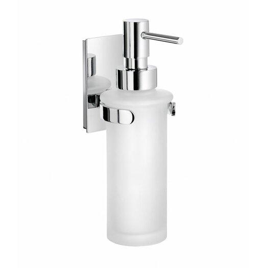 Smedbo Pool Glass Soap Dispenser Holder