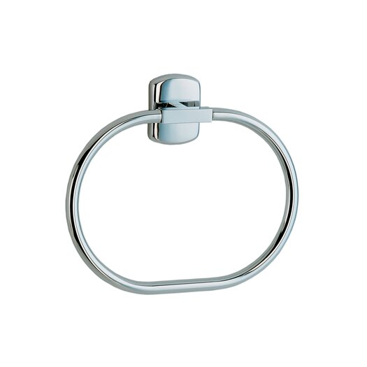 Smedbo Cabin Wall Mounted Towel Ring
