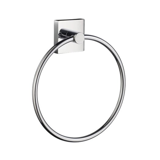 Smedbo House Wall Mounted Towel Ring